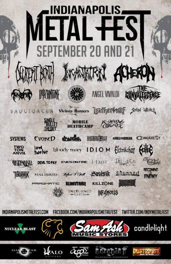 Indianapolis Metalfest 3