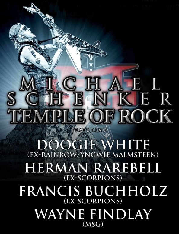 Michael Schenker Tour