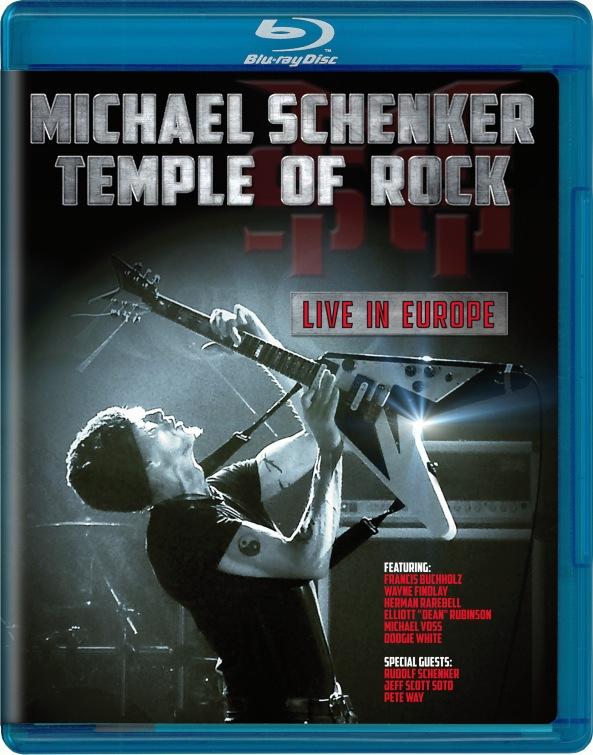 Michael Schenker Blu-Ray