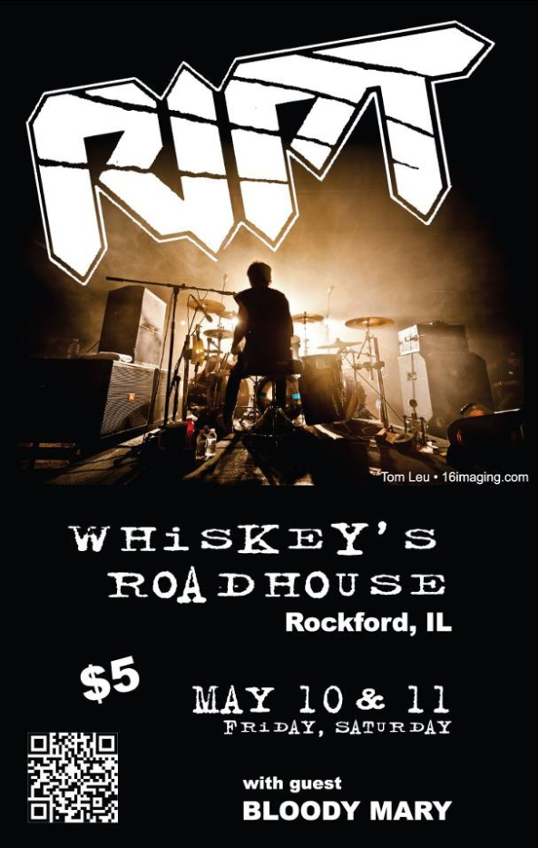 Ript Live in Rockford