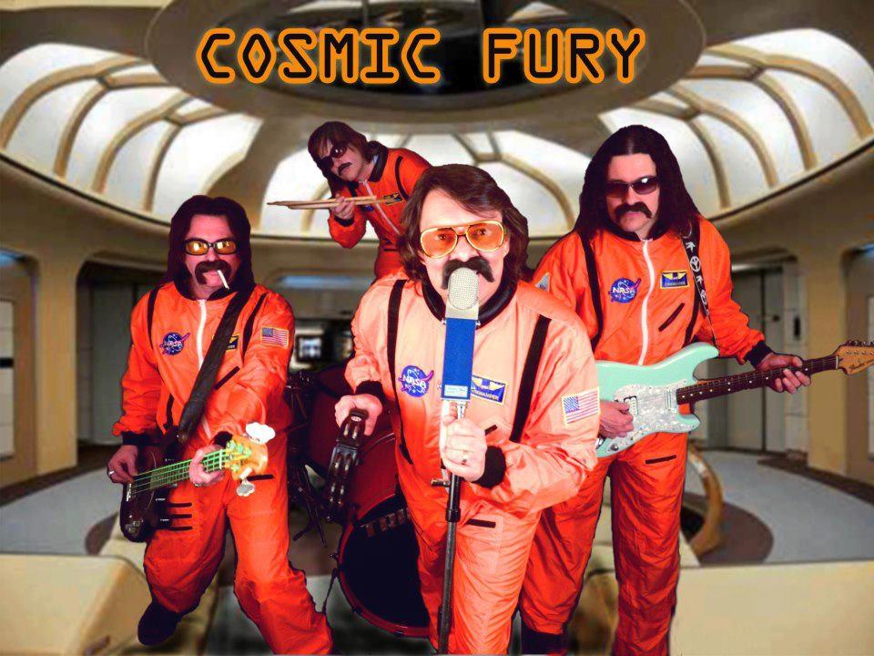 Cosmic Fury