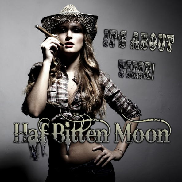 It's About Time by Haf Bitten Moon