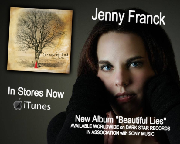 Beautiful Lies by Jenny Franck
