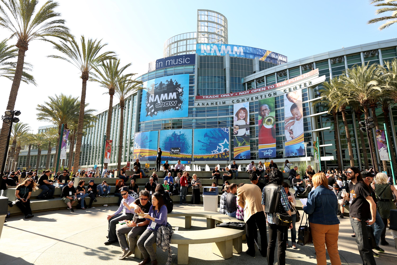 The Music Begins Here: NAMM 2018 – Celebrity Columns