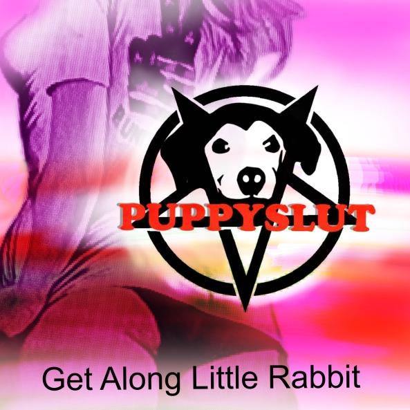 Puppyslut Rabbit art